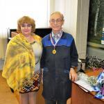 Игнаткин Евгений Савельевич с ЮБИЛЕЕМ! Киндина О.Г